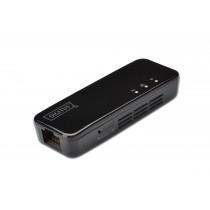 Digitus Mini AP Punkt dostępowy/repeater WiFi 150N 1xUSB 1xLAN