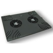 Esperanza TITANUM TA102 ZONDA - Podstawka Chłodząca pod Notebooka 15,4-15,6'',2Wentylatory