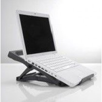 Exponent World Przenośna podstawka pod laptopa (czarna)