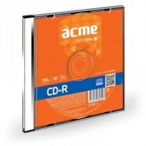 Acme CD-R Acme 80/700MB 52X slim box