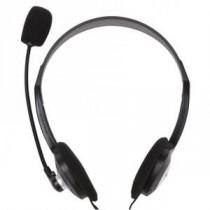 Acme Słuchawki z mikrofonem Acme CD602 czarne