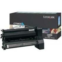Lexmark Toner/Cyan 6000sh f Optra C770 C772