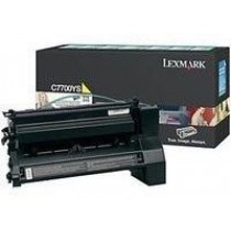 Lexmark Toner/Yellow 6000sh f Optra C752 C760