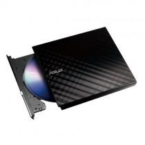 Asus Nagrywarka Zewnętrzna SDRW-08D2S-U Lite Slim DVD USB czarna