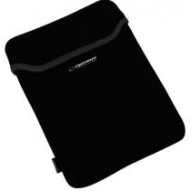 Esperanza ET171K - Etui na Tablet 7'' | Czarny / Czarny | GRUBY Neopren