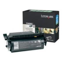 Lexmark Toner black | zwrotny | 30000 str. | do druku etykiet | T62X