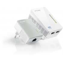 TP-Link WPA4220KIT Wireless Powe Line Extender 500Mbps N300
