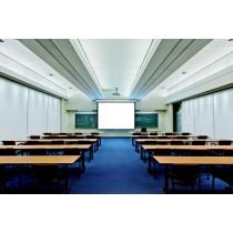 Suprema Ekran rozwijany ręcznie LUPUS manual 203x152 MW 4:3, montaż ściana/sufit