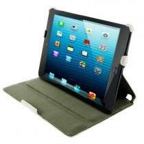 4World Etui ochronne/Podstawka do iPad Mini, Wodoodporne, 7'', białe