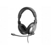 Tracer Słuchawki VEGA BLACK
