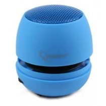 Gembird Głośnik mobilny SPK-103 Niebieski (wbudowana bateria)