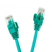 Digitalbox Patchcord UTP cat.5e 0.25m zielony