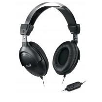 Genius sluchátka s mikrofonem HS-M505X, single jack