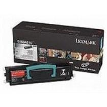 Lexmark Toner black | 6000 str. | E450
