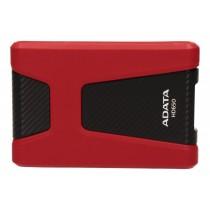 A-Data Dysk zewnętrzny DashDrive Durable HD650 AHD650-1TU3-CRD (1 TB; 2.5 ; USB 3.0; 5400 obr/min; kolor czerwony)