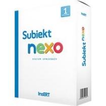InsERT Subiekt nexo - wersja na 1 stanowisko