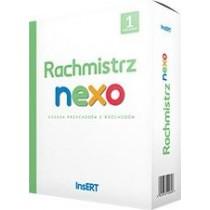 InsERT Rachmistrz nexo - wersja na 1 stanowisko