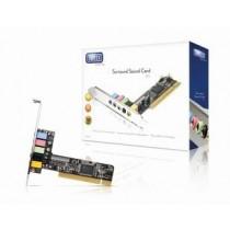 Sweex Karta dźwiękowa 5.1 PCI Sound Card SC012