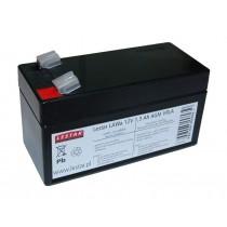 Lestar Akumulator żelowy wymienny LAWa 12V 1,3Ah AGM VRLA