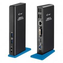 Pretec i-tec USB 3.0 Dual Stacja dokująca HDMI DVI Full HD + USB Charging Port