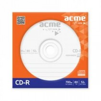 Acme CD-R 80/700MB 52x koperta