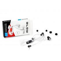 BLOW Słuchawki douszne B-11 białe
