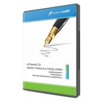 InsERT - e-Prawnik 2.0 Umowy i pisma dla Twojej firmy