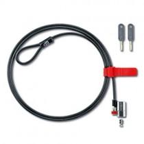 Dell Kensington Clicksafe Lock for Kensington i Noble slots (key)