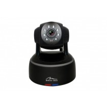 Media-Tech INDOOR SECURECAM HD - Wewnętrzna, obrotowa kamera IP 720p, WIFI