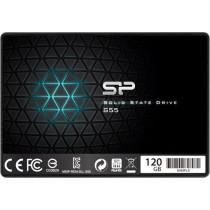 Silicon-Power Dysk SSD Slim S55 120GB 2.5'', SATA III 6GB/s, 550/420 MB/s, 7mm