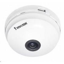 Vivotek FE8180 - IP Camera Fisheye 360 5 Mpix