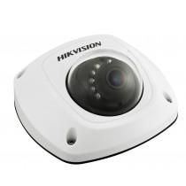 Hikvision HIKVISION IP kamera 1Mpix, 1280x960 až 25sn/s, obj. 2,8mm (90°), 12VDC/PoE,microSDXC, 3DNR, venkovní (IP67)