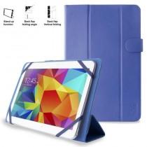 PURO Booklet Easy Etui tablet 10.1'' (granatowy)