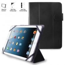 PURO Booklet Easy Etui tablet 8'' (czarny)