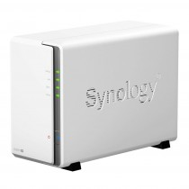 Synology DS216se 2x0HDD 256MB DDR3 Armada 370 800Mhz 2xUSB