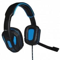 ART Słuchawki z mikrofonem Niebieski SLX1