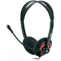 I-BOX Słuchawki z mikrofonem HPI 202MV czarne