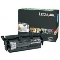 Lexmark Toner black | zwrotny | 25000 str. | X651de/X652de/X654de/X656de/X656dte