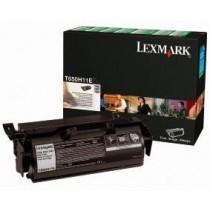 Lexmark Toner black | zwrotny | T650dn/T650dtn/T650n/T652dn/T652dtn/T652n/T654..