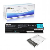 Whitenergy Bateria do laptopa Toshiba Satellite 10.8-11.1V 4400mAh czarna