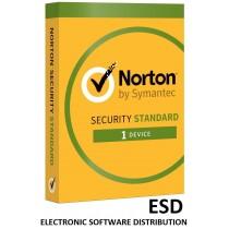 Symantec NORTON SECURITY STANDARD 3.0 PL 1 USER 1 DEVICE 12MO SPECIAL DRM KEY FTP ESD