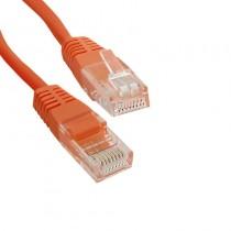 Qoltec Kabel Patchcord CROSSOVER | CAT5E | UTP | 1,0m