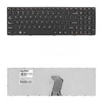 Qoltec Klawiatura do laptopa Lenovo G580 G580A G585 G585A