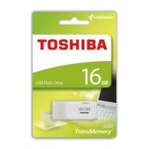 Toshiba 16GB U202 USB 2.0 WHITE