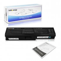 Whitenergy bateria do laptopa Toshiba PA3634 / PA3636 10.8V Li-Ion 4400mAh