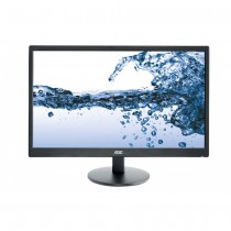 AOC Monitor 21.5 e2270Swdn LED DVI Czarny