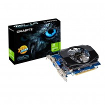 Gigabyte GeForce GT 730, 2GB DDR3 (64 Bit), HDMI, DVI, D-Sub